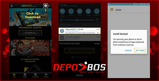 step download android joker7788 pertama